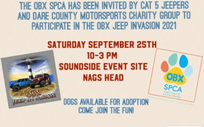 OBX Jeep invasion!!